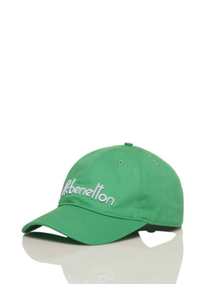 Бейсболка зелена | 5321144