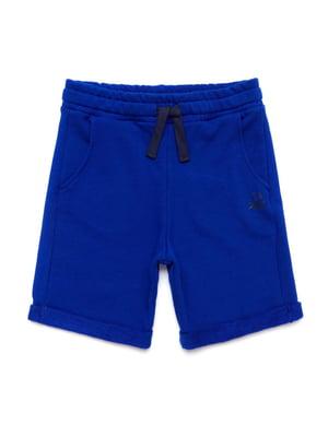 Шорты ярко-синие | 5371227