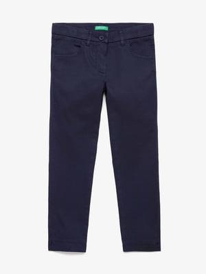 Джинсы синие | 5371319