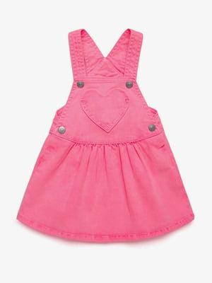 Сарафан розовый | 5371352