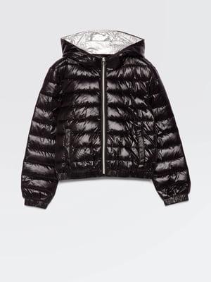Куртка чорна | 5371426