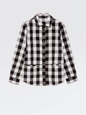 Рубашка клетчатая | 5371514