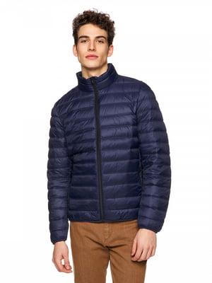 Куртка синяя | 5371603