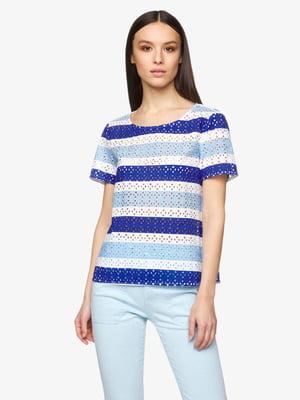 Блуза в полоску | 5371850