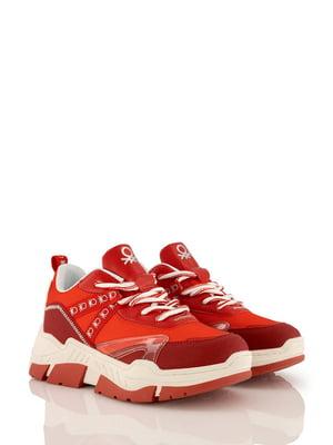 Кросівки червоні   5371885