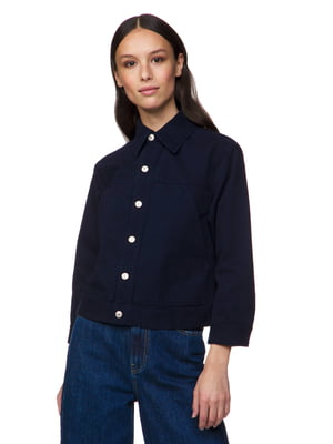 Куртка темно-синяя | 5371608