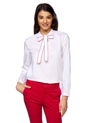 Блуза белая | 5371838