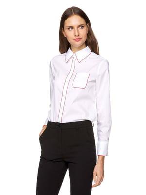 Рубашка белая | 5371839