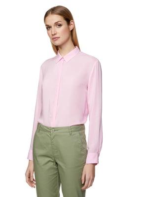 Рубашка розовая | 5371854