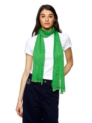Шарф зеленый | 5371871
