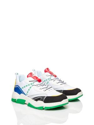 Кроссовки разноцветные | 5371887