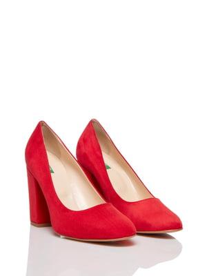 Туфлі червоні   5371890