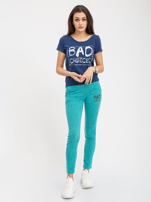 Костюм: футболка і штани | 5374683