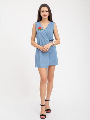 Сукня синя | 5374710