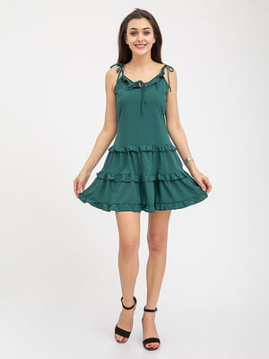 Сарафан зеленый | 5374735