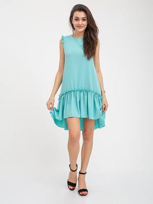 Сарафан мятного цвета   5374741