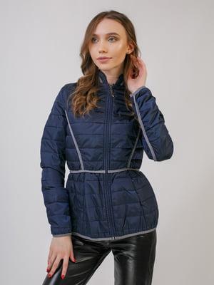 Куртка синя | 5374777