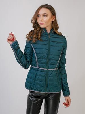 Куртка зелена | 5374778