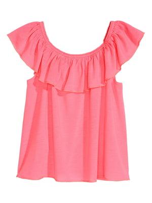 Блуза розовая   5375267