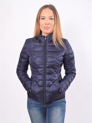 Куртка темно-синяя | 5369585