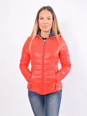 Куртка красная | 5369587