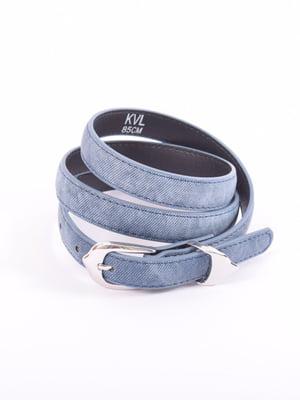 Ремінь блакитний | 5369603