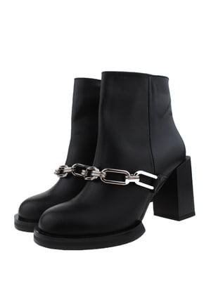 Ботинки черные | 5321991