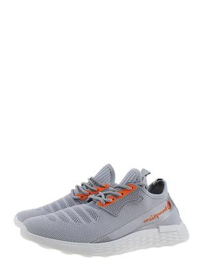 Кросівки сірі | 5323518