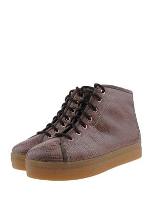 Черевики коричневі   5332059