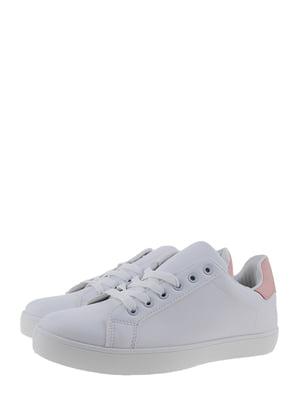 Кеди біло-рожеві   5367650