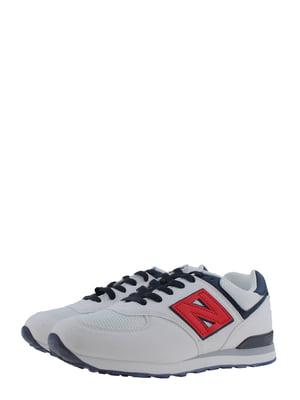 Кроссовки белые | 5367679