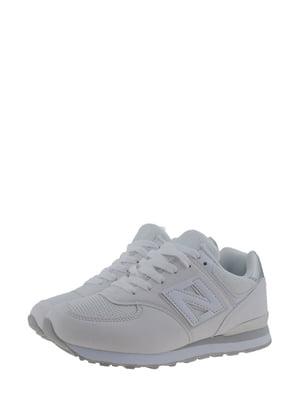 Кроссовки белые | 5367687