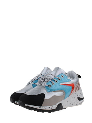 Кроссовки разноцветные | 5372511