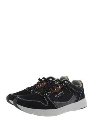 Кроссовки черные | 5375593