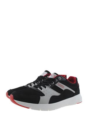 Кроссовки черные | 5375596