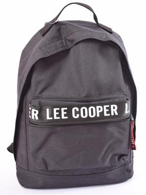 Рюкзак черный с принтом   5369839