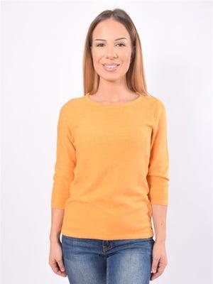 Джемпер світло-помаранчевого кольору | 5369938