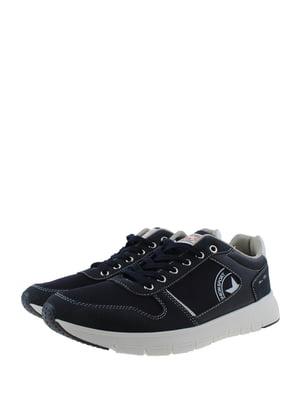 Кроссовки темно-синие | 5375590