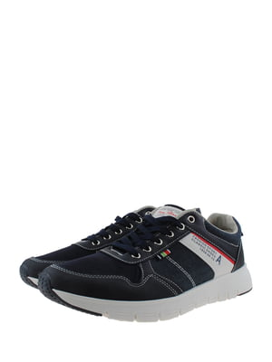 Кроссовки темно-синие   5375605