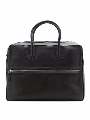 Сумка-портфель черная   5374463