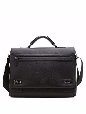 Сумка-портфель черная   5374505