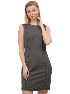 Платье серое | 5375641