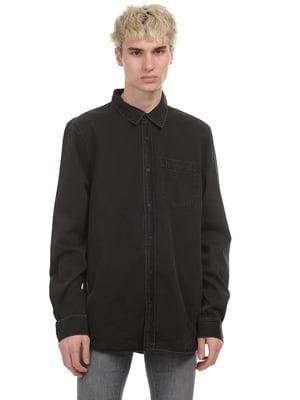 Рубашка черная | 5375645