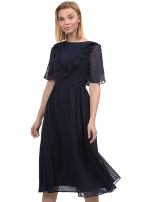 Сукня синя | 5375687