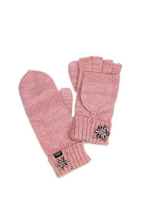 Рукавиці рожеві   5375842