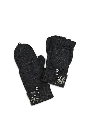 Рукавиці чорні   5375852