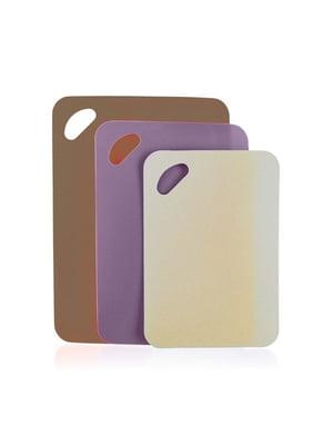 Набор пластиковых кухонных досок (3 шт.) | 5374800