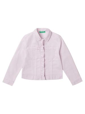 Куртка бузкова | 5371133