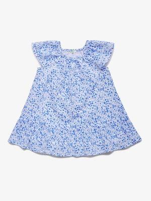 Платье в цветочный принт   5371361
