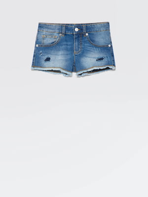 Шорти сині джинсові | 5371508